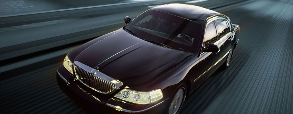 Professionally Chauffeured Luxury Sedans